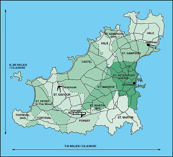 Channel Islands Banks