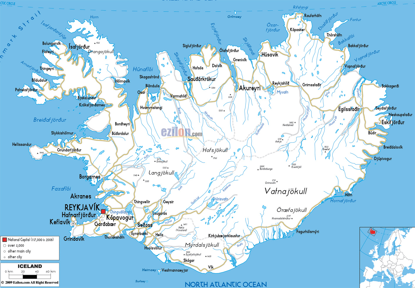 Maps of Iceland | Detailed map of Iceland in English |Tourist map of Iceland Road Map Pdf on honduras road map pdf, switzerland road map pdf, new zealand road map pdf, mexico road map pdf, france road map pdf, zimbabwe road map pdf, ecuador road map pdf, costa rica road map pdf,