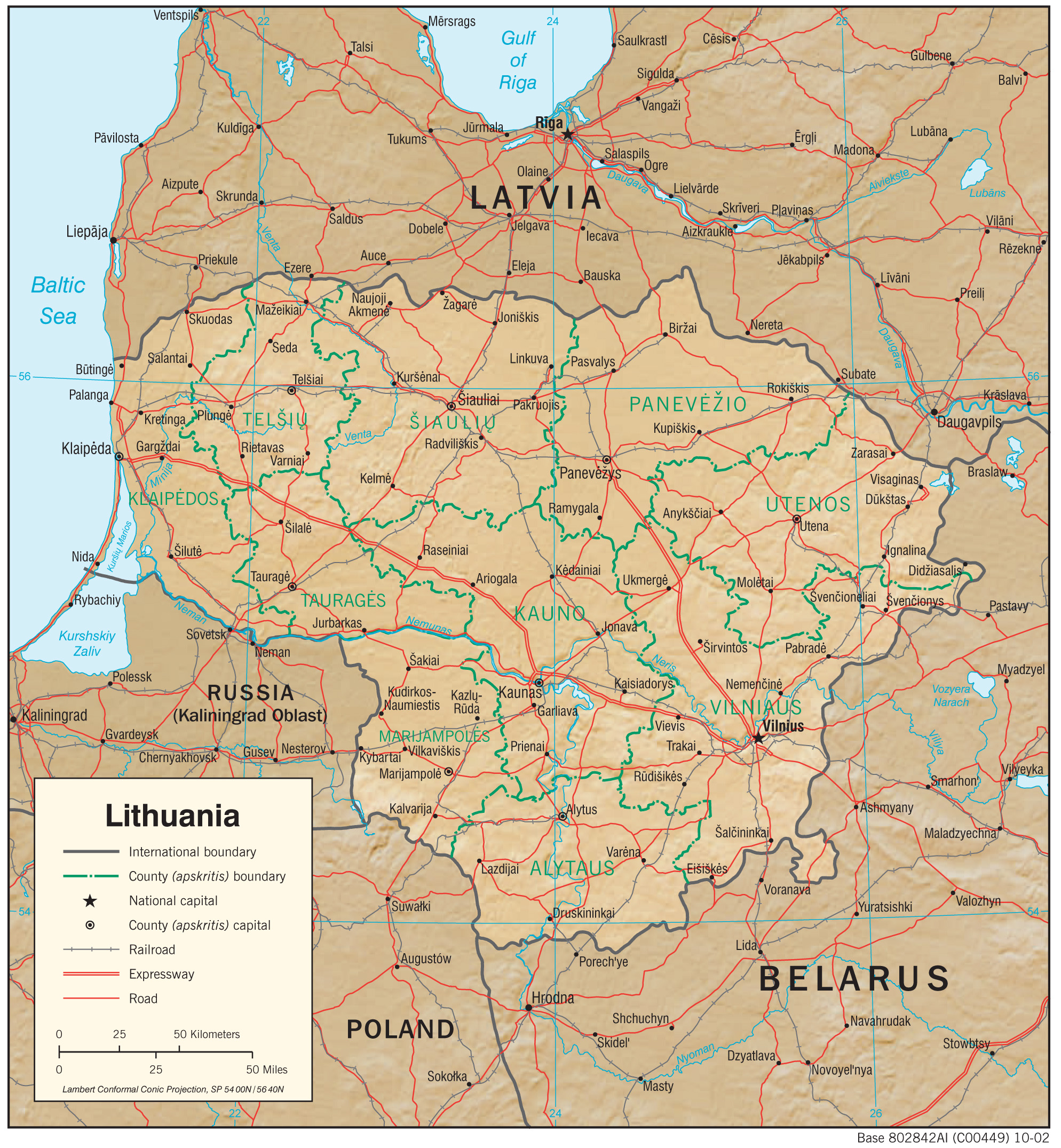 Maps of Lithuania   Detailed map of Lithuania in English ... Map Of Lithuania Airports on map of oman airports, map of south america airports, map of india airports, map of western europe airports, map of aruba airports, map of indonesia airports, map of kazakhstan airports, map of myanmar airports, map of kenya airports, map of iran airports, map of north america airports, map of bolivia airports, map of the dominican republic airports, map of zimbabwe airports, map of u.s. airports, map of swaziland airports, map of taiwan airports, map of sri lanka airports, map of haiti airports, map of north korea airports,