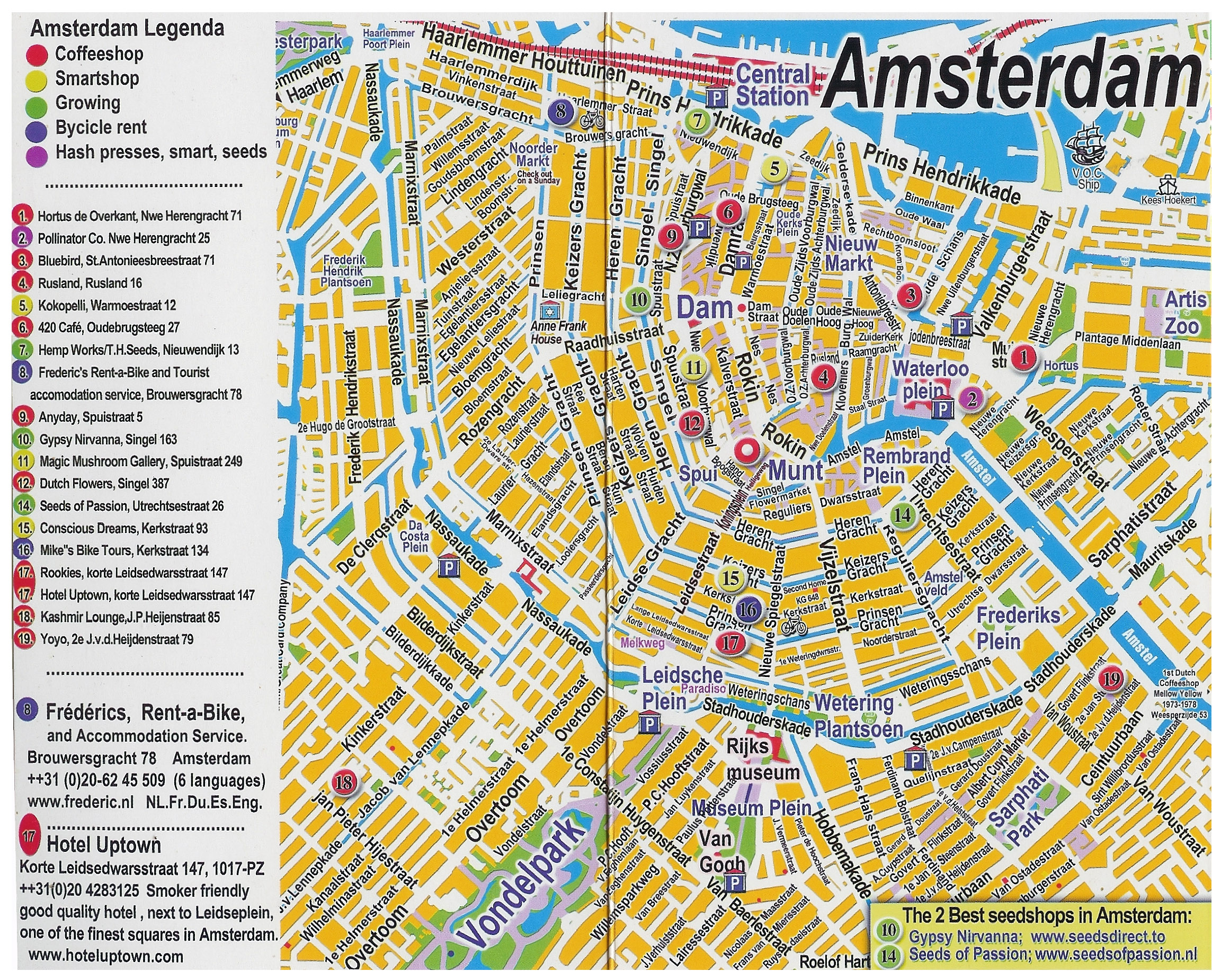 Netherlands Map Amsterdam Related Keywords and Suggestions – Amsterdam City Centre Map Tourist