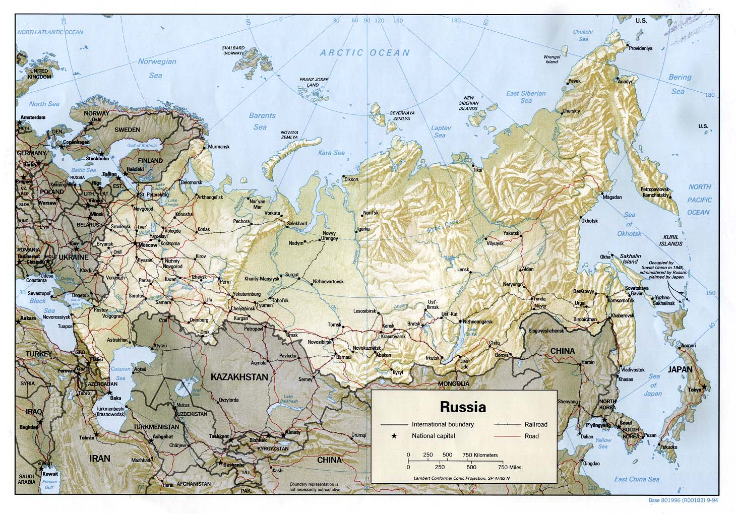 Maps Of Russia Detailed Map Of Russia With Cities And Regions Map Of Russia By Region Map Of Russia Road Map Of Russia Political Administrative Physical Maps Of Russia