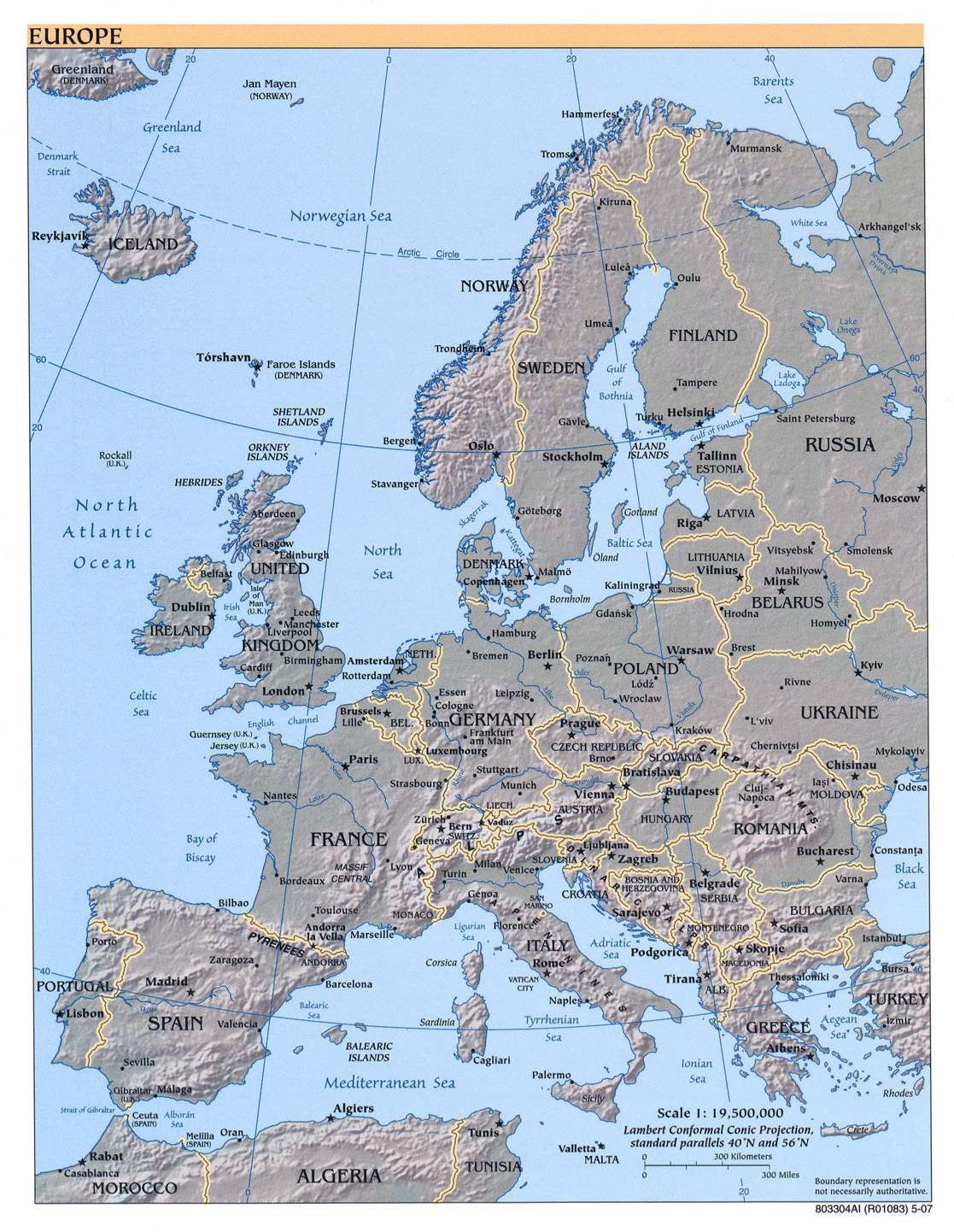 Maps Update 728642 All Europe Map Europe Map Map of Europe – Map of All Europe